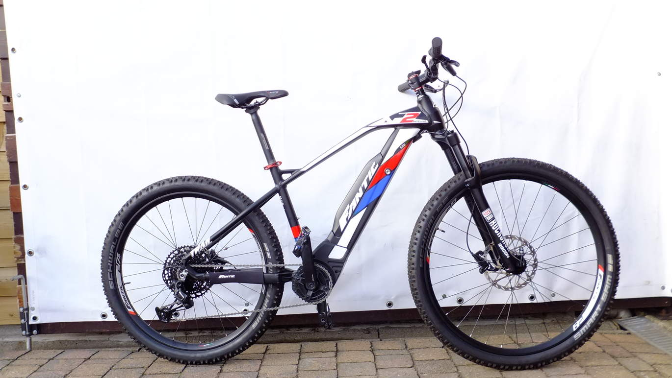e-mountainbikes - FANTIC XF2 TRIAL